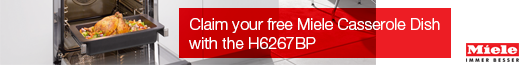 Miele Free Casserole Dish H6267BP