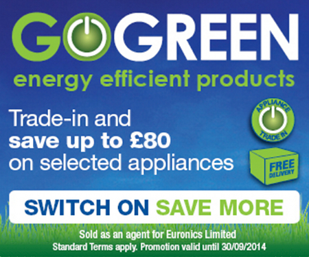 Go Green Trade-in Promotion