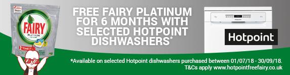 Hotpoint Free Fairy Platinum 07.09.2017-31.12.2017