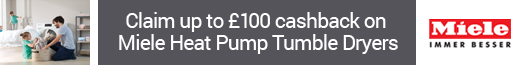 Miele Cashback Tumble Dryers T1 17.08-11.10