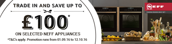 Neff Trade In Promotion 01.09-12.10.2016