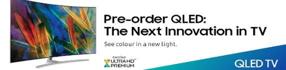 Samsung - QLED Preorder