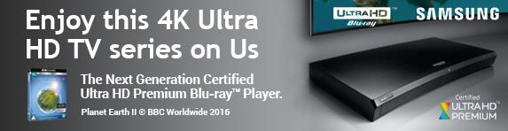 Samsung - Free Blu-Ray with UBD-M9500