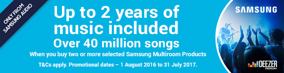 Samsung - Music On Us