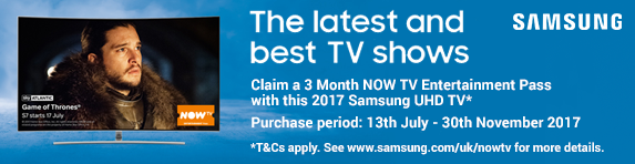 Samsung - 3 Months Now TV