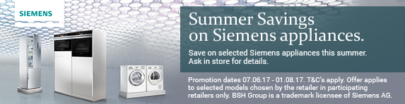 Siemens - Summer Sale