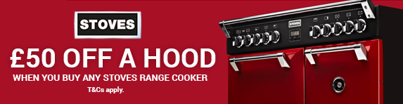 STOVES £50 off Hood Promotion