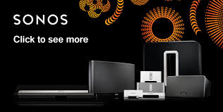 Explore the Sonos range