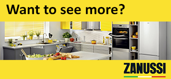 Explore the Zanussi range