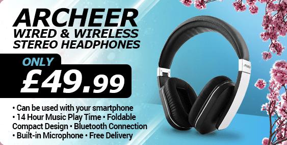 Archeer AH07 Headphones