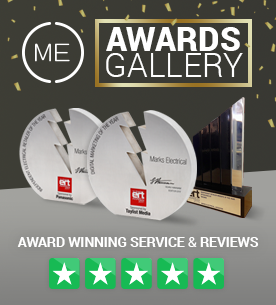Award winning service with Marks Electrical