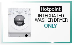 Hotpoint washer dryer from £368.95