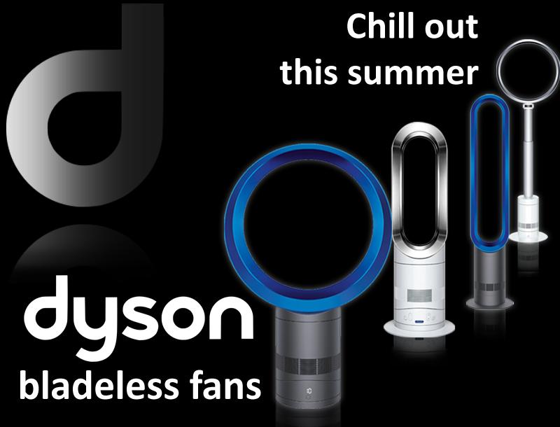 Dyson Fans