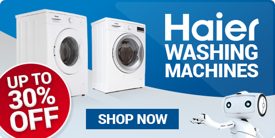 Haier Washing Machines Offer