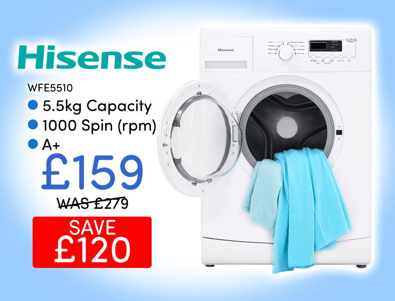 Hisense Washing Machine