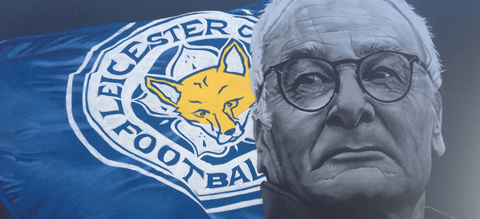 Our LCFC tribute mural