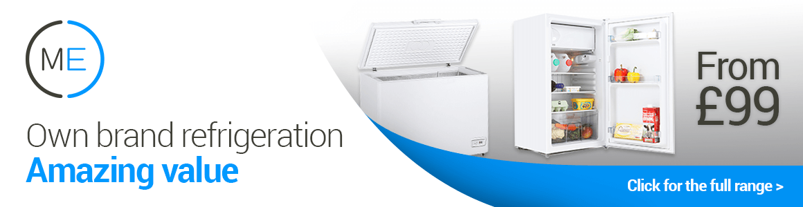 ME - Amazing value own brand refrigeration