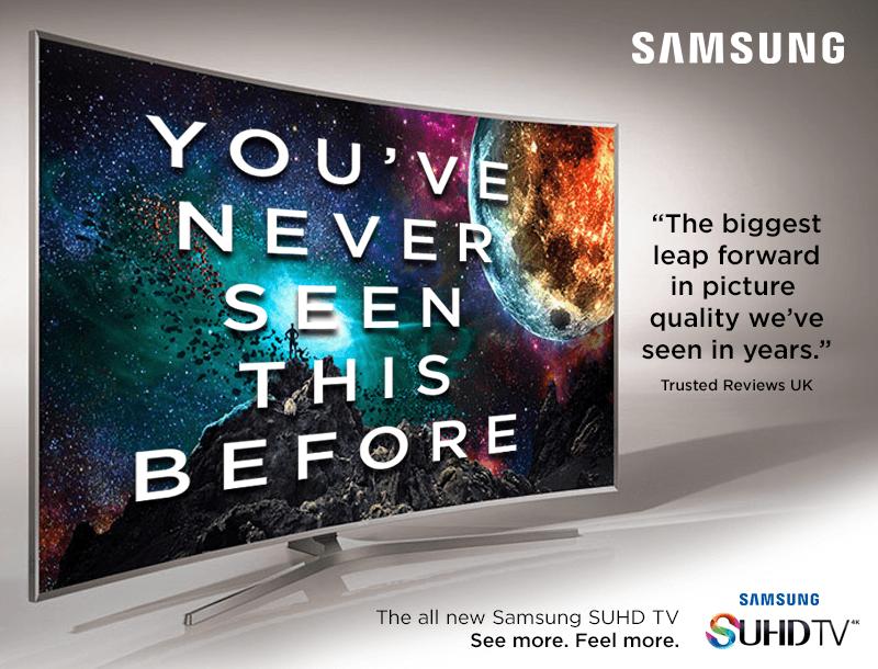 Samsung Televisions