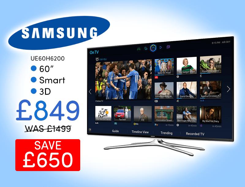 Samsung 3D LED TV