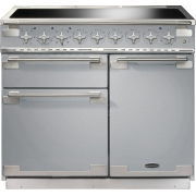 Rangemaster ELS100EISS Elise 100 Induction Stainless Steel 100cm Electric Induction Range Cooker