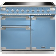 Rangemaster ELS100EICA Elise 100 Induction China Blue 100cm Electric Induction Range Cooker