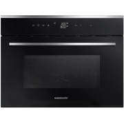 Rangemaster RMB45MCBL/SS Stainless Steel Built In Combination Microwave