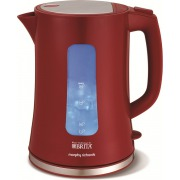 Morphy Richards 120002 Accents Red Water Filter Kettle