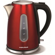 Morphy Richards 43904 Accents Red Jug Kettle
