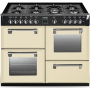 Stoves Richmond 1100GT Champagne 110cm Gas Range Cooker