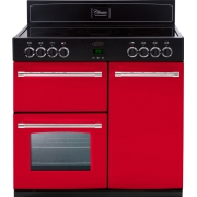 Belling Classic 90E Hot Jalapeno 90cm Electric Range Cooker