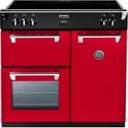 Stoves Richmond 900Ei Hot Jalapeno 90cm Electric Induction Range Cooker