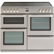 Belling DB4 100E Professional Stainless Steel 100cm Electric Range Cooker
