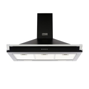 Stoves 900 RICHMOND CH RAIL MK2 90cm Chimney Hood