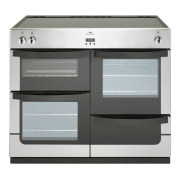 New World Vision 100Ei Stainless Steel 100cm Electric Range Cooker