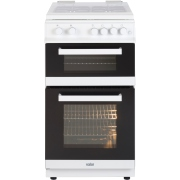 Valor V50GTCLWHI Gas Cooker Separate Grill