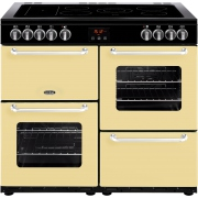 Belling SANDRINGHAM 100E 100cm Electric Ceramic Range Cooker