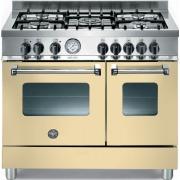 Bertazzoni AD905MFECRE 90cm Dual Fuel Range Cooker