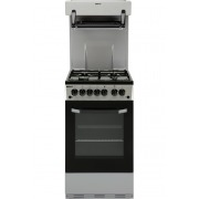 Beko BA52NES Gas Cooker High Level Grill