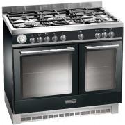 Baumatic BCD925BL 90cm Dual Fuel Range Cooker