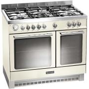 Baumatic BCD925IV 90cm Dual Fuel Range Cooker