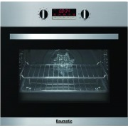Baumatic BO638.6SS Single Built In Electric Oven Pyrolytic