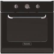 Baumatic BOR610BL Black Rustic Multifunction Single Built In Electric Oven