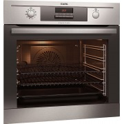 AEG BP5003021M MaxiKlasse� Single Built In Electric Oven Pyrolytic