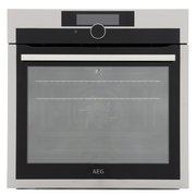 AEG BPE842720M Single Built In Electric Oven