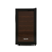 Baumatic BW18BL Wine Cooler