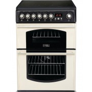Cannon Traditional CH60ETCS Ceramic Electric Cooker with Double Oven