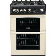 Cannon Professional CH60GPCF Gas Cooker with Double Oven