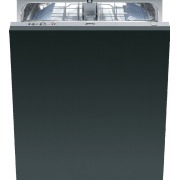 Smeg DI6012-1 Built In Fully Integrated Dishwasher