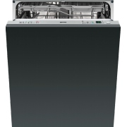 Smeg DI60131 Built In Fully Integrated Dishwasher