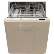 Beko DIN14C10 Built In Fully Integrated Dishwasher